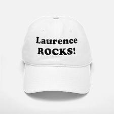 Laurence Rocks! Baseball Baseball Cap