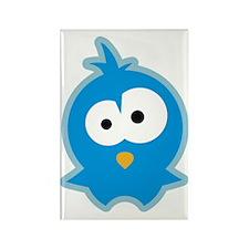 Tierkinder: Vögelchen Rectangle Magnet