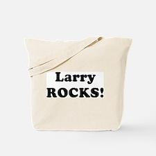 Larry Rocks! Tote Bag