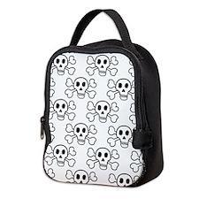 'Crossbones' Neoprene Lunch Bag