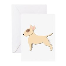 Bull Terrier! Greeting Cards (Pk of 10)