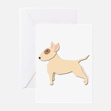Bull Terrier! Greeting Cards (Pk of 10)