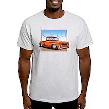Orange_C10_Stepside T-Shirt