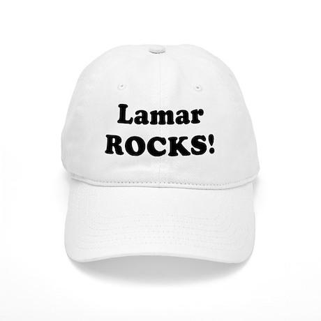 Lamar Rocks! Cap