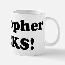 Kristopher Rocks! Mug