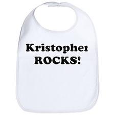 Kristopher Rocks! Bib
