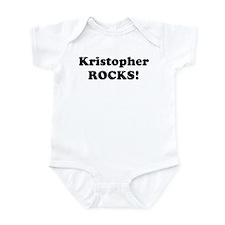 Kristopher Rocks! Infant Bodysuit