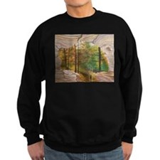 Cave View Sweatshirt