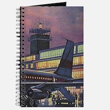 Vintage Airport Journal