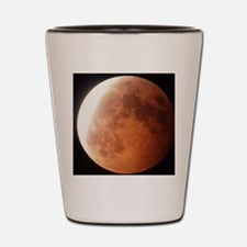 eclipse of the moon Shot Glass