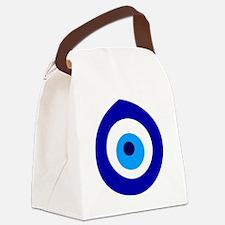 Evil Eye Magic Canvas Lunch Bag