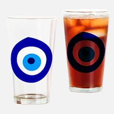 Evil Eye Magic Drinking Glass