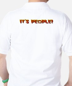 Soylent Green is People! T-Shirt