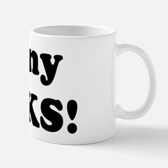 Kenny Rocks! Mug
