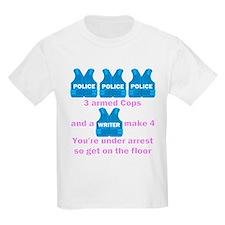 Castle Under Arrest T-Shirt