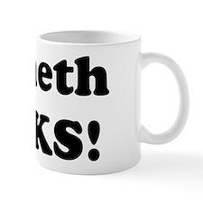 Kenneth Rocks! Mug