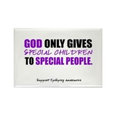 God Only Gives (Epilepsy Awareness) Magnets