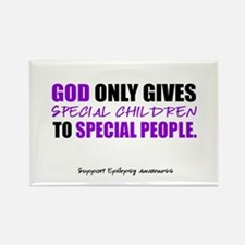God Only Gives (Epilepsy Awareness) Magnets