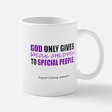 God Only Gives (Epilepsy Awareness) Mugs