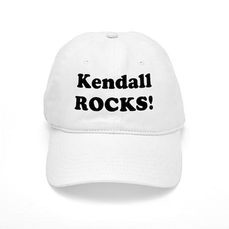 Kendall Rocks! Cap