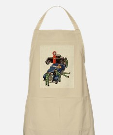 Vintage Mechanics Apron