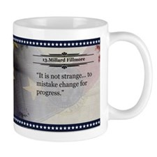 Millard Fillmore Historical Mugs