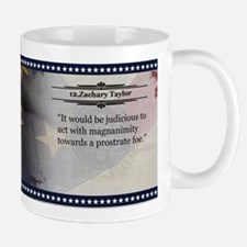 Zachary Taylor Historical Mugs