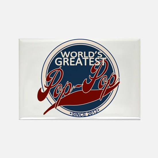Worlds Greatest Pop-Pop Magnets