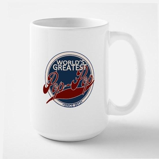 Worlds Greatest Pop-Pop Mugs