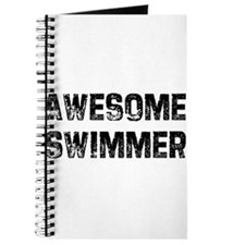 Awesome Swimmer Journal