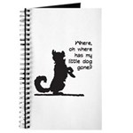Where Has My Little Dog Gone? Journal