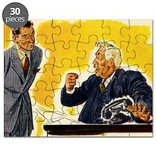 Vintage Business Puzzle