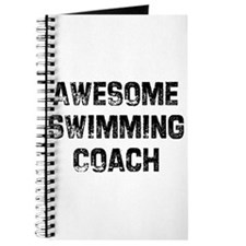 Awesome Swimming Coach Journal