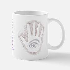 Earthtone Petro EyeHand Mug
