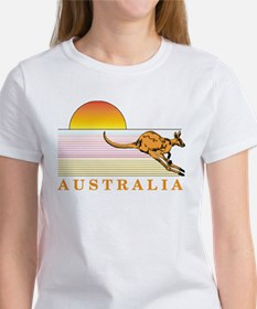 Aussie Sunset Women's T-Shirt