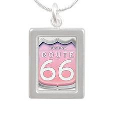 Arizona Route 66 - Pink Necklaces