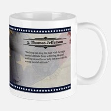 Thomas Jefferson Historical Mugs