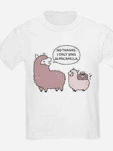 Acapella Humor T-Shirt