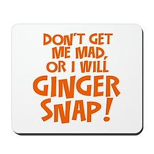 Ginger Snap Mousepad