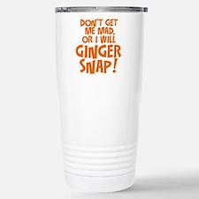 Ginger Snap Travel Mug