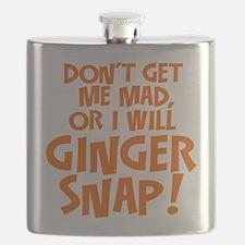 Ginger Snap Flask