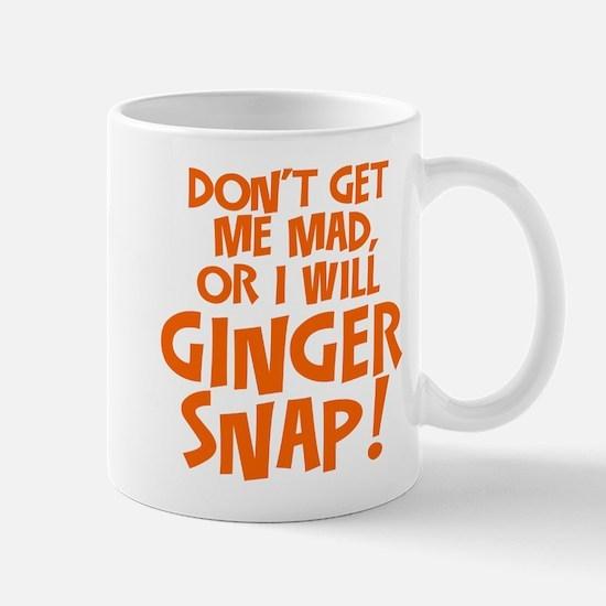 Ginger Snap Mugs