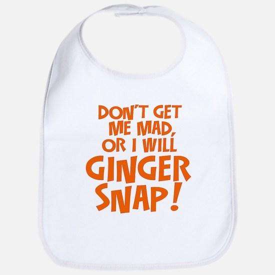 Ginger Snap Bib