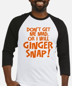 Ginger Snap Baseball Jersey