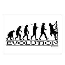 Evolution (Climbing) Postcards (Package of 8)