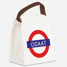 ODAAT - One Day at a Time Canvas Lunch Bag