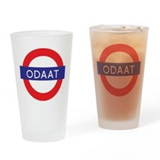 ODAAT - One Day at a Time Drinking Glass