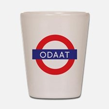 ODAAT - One Day at a Time Shot Glass
