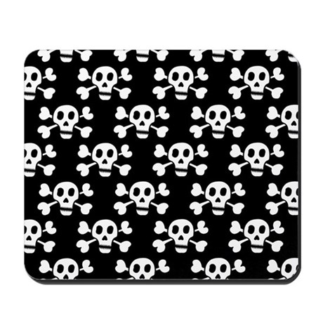 'Crossbones' Mousepad