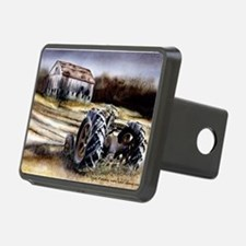 Old Tractor Hitch Cover